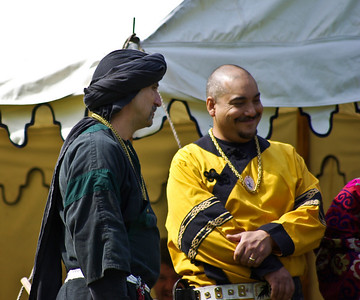 Sa'ad & Mike