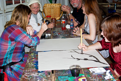 Japanese painting Class