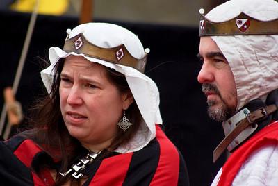 Baroness Bethany and Baron Grimbaldus