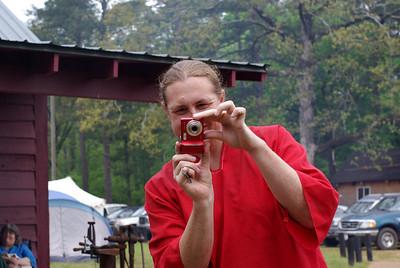 John and his camera