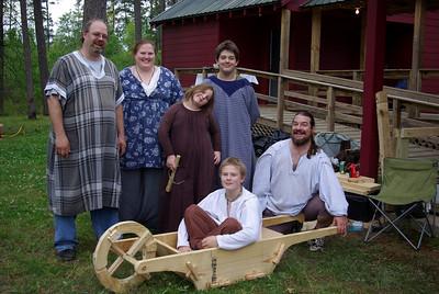 The wagon Team