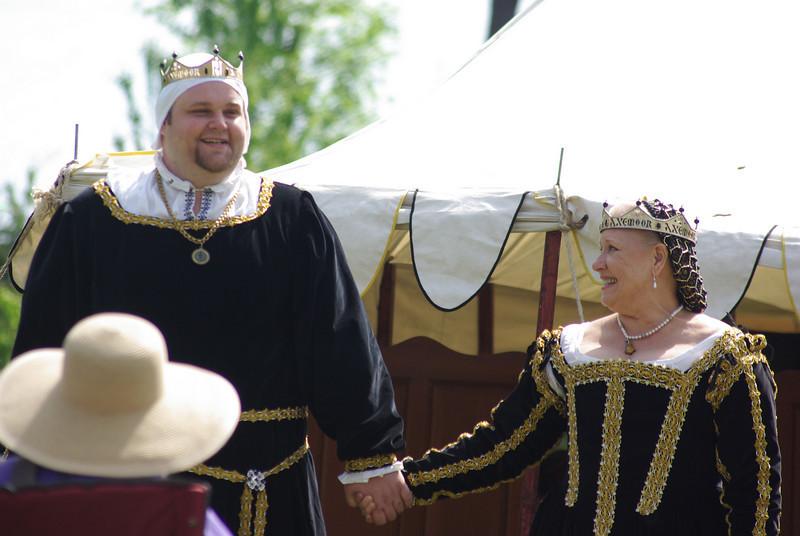 their Axcellencies Charles & Martha