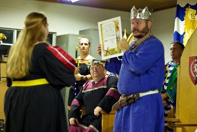 King Havordh & Lady Taddea