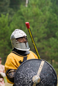 Mike of the Mace champion of the Pelicans for the ToC 2009