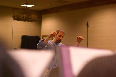 Iain as director