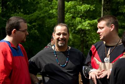 Darryl, Hruse, & Drogo