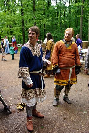 Sir Caedmon & Sir Caillin