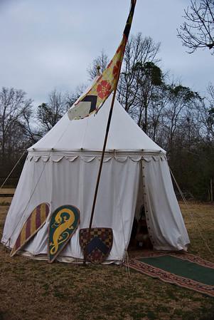 Bart's Tent