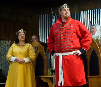 Princess Beatrix & Prince John