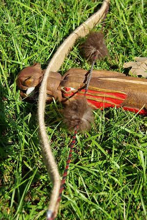 Motan's crossbow