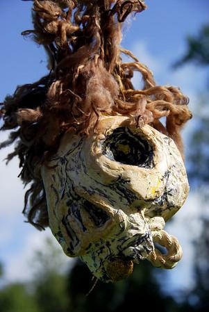 Motan's Dog Skull