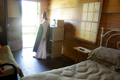cabin at Stinkin' Jims