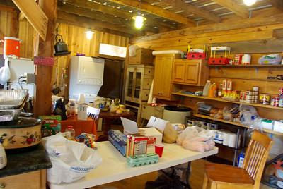 Kitchen at Stinkin' Jims