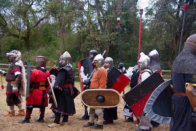 Gleann Abhann Army