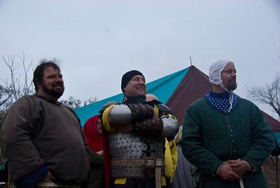 Ian, Angus, & Brian