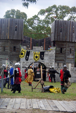 Fort Battle