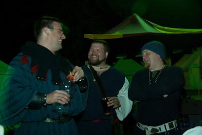 Drogo, Wolf, & Caillin
