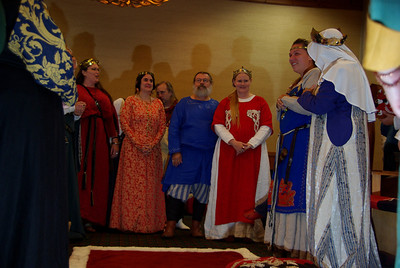 Olrun inducted into Silver Lamp