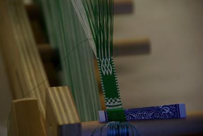 Eowyn's weaving