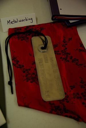 Mongolian Paiza Tablets (late 13th Century) - Lady Broinninn inghean Aindriasa