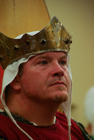 King Uther - Photo by Patra Grace