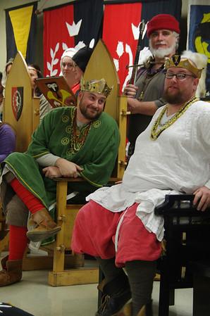 King Rey & Baron James