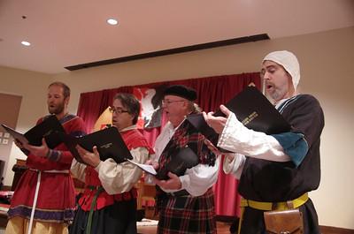 Gleann Abhann Choir