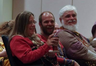 Bethany, Olafr, & Fenris