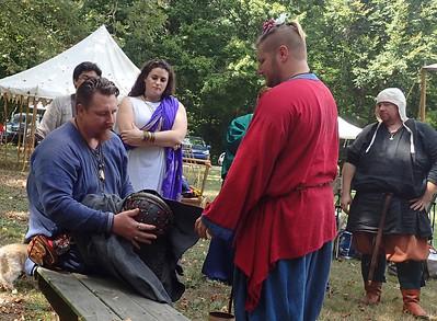 Helmet and Armor returned to Jarl Jon