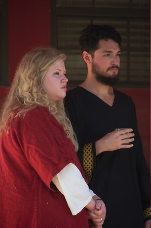 Caitlin & Zach