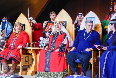 King Faelan & Queen Linnet