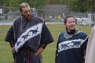 Thorgrim & Brenna