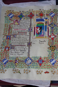Scroll by Master Conal