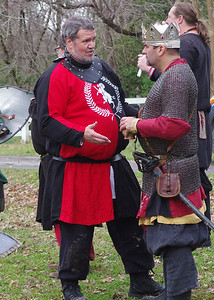 King Gareth & Prince William