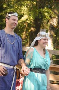 King Mordan & Queen Emelyne