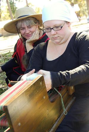 Kendra Tablet weaving