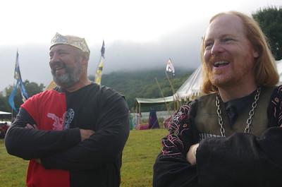 King Aengus & Duke Caillin