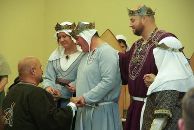 Cormac's Pelican Ceremony