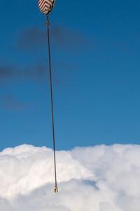 De obras en las nubes