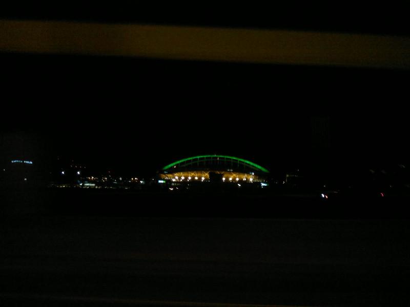 Stadium Nights Lights