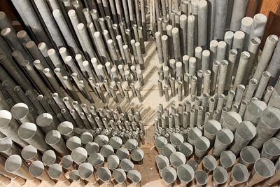 L'orgue de Lambesc