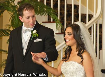 ©2010 Henry S. Winokur Jon, the groom, and Rachel, the bride.