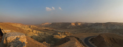 Zin Valley, Negev, IS
