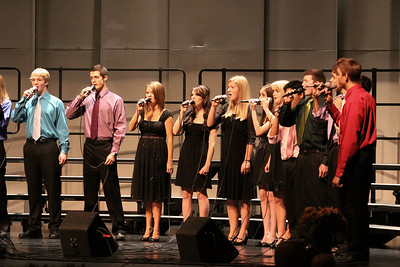 GHS Advanced Vocal - Fall Choir Concert  2009.