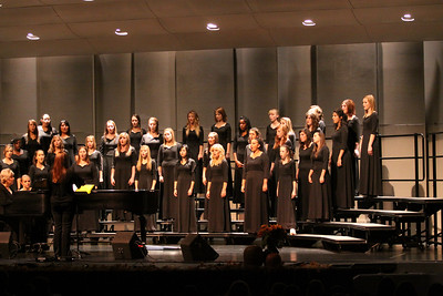 GHS Chorale - Fall Choir Concert  2009.