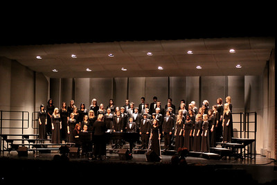 GHS Advanced Womens - Fall Choir Concert  2009.
