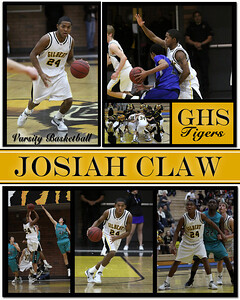 josiah claw