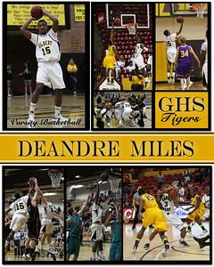 deandre miles