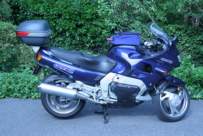 1998 Yamaha GTS 1000