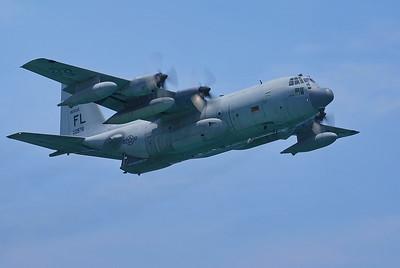 USAF C-130 Tanker